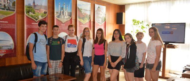 День русского языка для чешских школьников в РЦНК в Праге