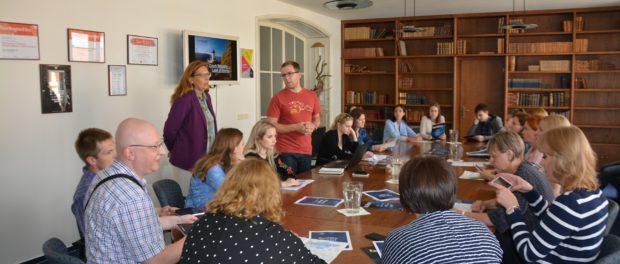Ruští učitelé a studenti se seznámili s organizací turismu v ČR