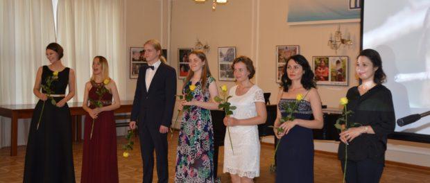 """Koncert """"Jarní hlasy"""" v RSVK v Praze"""