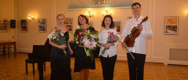 Концерт памяти композитора Георгия Свиридова прошел в РЦНК в Праге