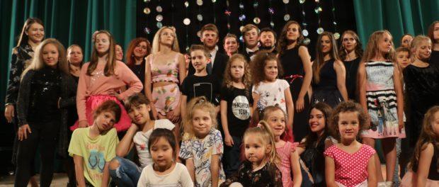 Отчетный концерт эстрадной студии «МИКС» в РЦНК в Праге