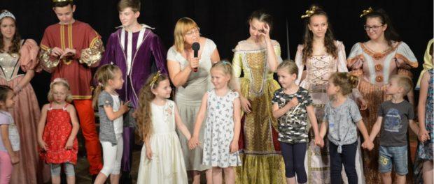 Детский спектакль «Семь принцесс» прошел в РЦНК в Праге