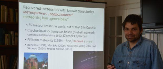 Setkání Mezinárodní mládežnické expedice T. Heyerdala v RSVK v Praze