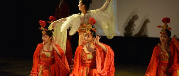 Koncert folklorních souborů v RSVK v Praze
