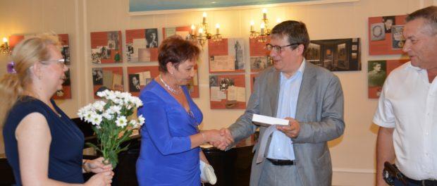 Den rodiny, lásky a věrnosti oslavili v RSVK v Praze