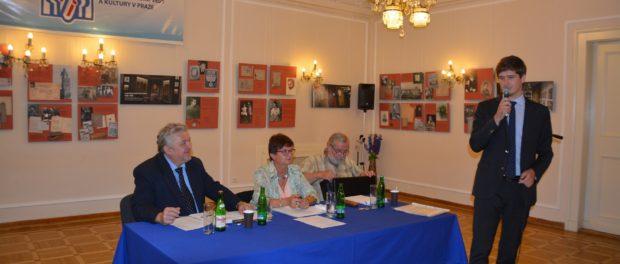 Zasedání České rady Česko – ruské společnosti v RSVK v Praze