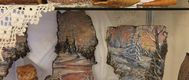 Выставка российских художников «Березовый край» открылась в РЦНК в Праге