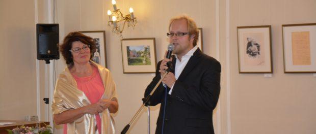 Концерт «Встреча друзей» прошел в РЦНК в Праге