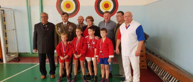 Шестой этап Международного культурно-спортивного фестиваля «Вахта памяти 2018» прошёл в Праге.