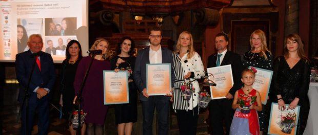 В Праге прошла церемония награждения премии «Серебряный лучник» — Чехия