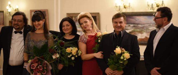 Гала-концерт солистов Пражской оперы в РЦНК в Праге.