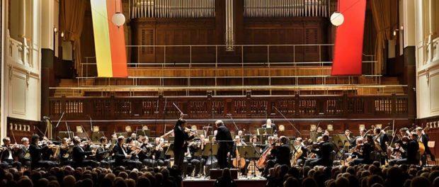 Концерты Пражского симфонического оркестра под управлением Владимира Федосеева состоялись в Праге