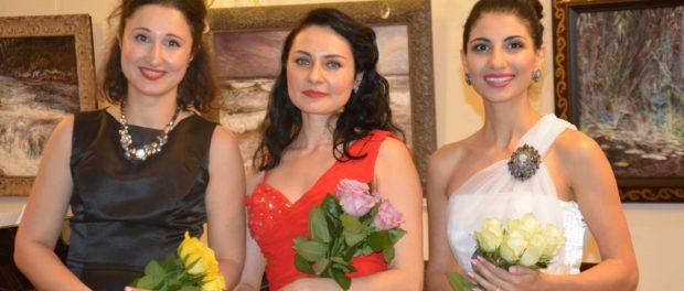 Концерт молодых оперных певиц из России и Армении прошел в РЦНК в Праге