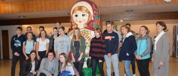 Den ruského jazyka a kultury pro české studenty v RSVK v Praze