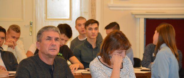 В Чехии прошел «Географический диктант 2018»