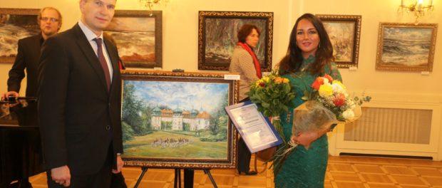 Выставка «Романтическая Россия. Современный импрессионизм» открылась в РЦНК в Праге