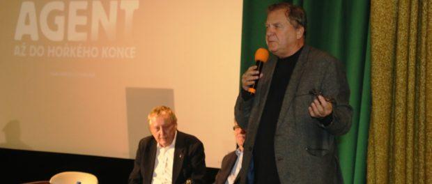 Презентация новой книги чешского писателя Олина Юрмана «На краю мрака» в РЦНК в Праге