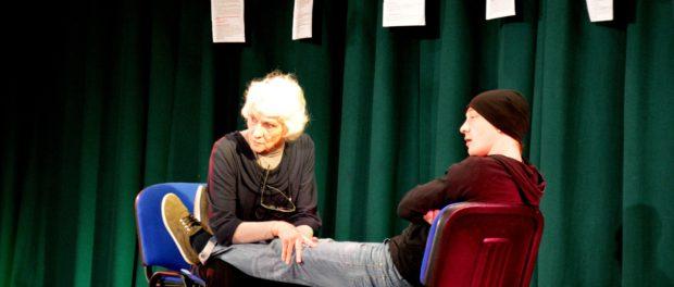 Премьера спектакля «Оскар и Розовая дама» состоялась в РЦНК в Праге