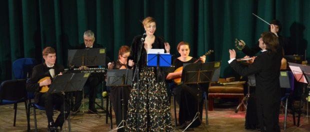 Ансамбль солистов Академического оркестра русских народных инструментов имени Н.Н.Некрасова впервые выступил в РЦНК в Праге