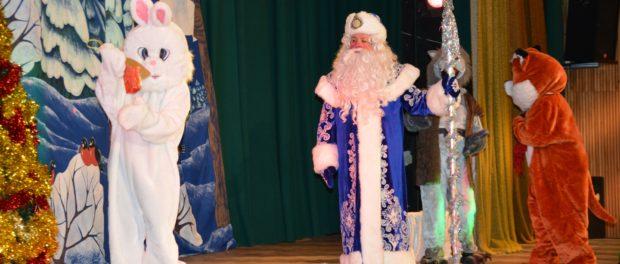 Новогодняя Ёлка «Театра Юного Зрителя» из Германии в Праге