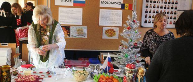 Ruská národní kuchyně byla představena v Hradci Králové