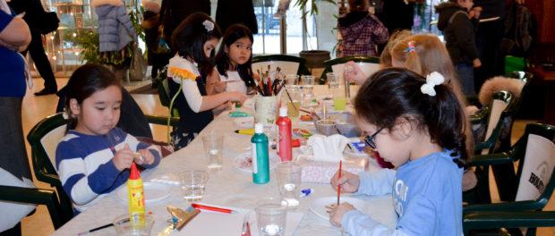 В Праге открылась Международная передвижная выставка детской живописи «Что такое искусство?»