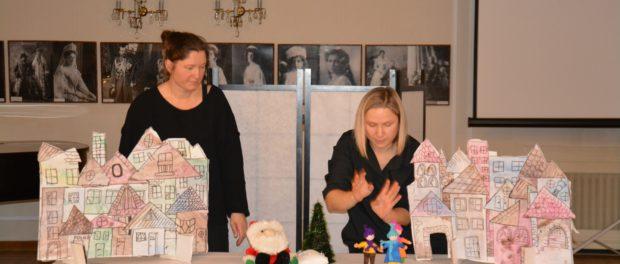 «Старый Новый год» для студентов курсов русского языка при РЦНК в Праге