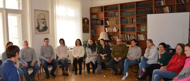 Tvůrčí dílna o základech vzájemného porozumění mezi rodiči a dětmi se konala v RSVK v Praze