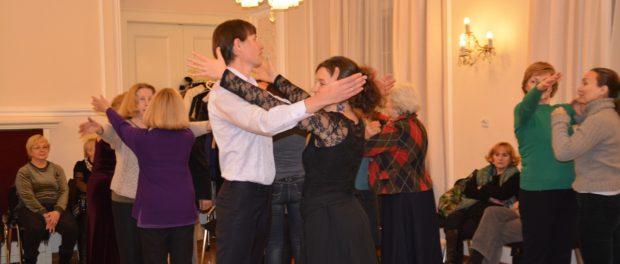 Вечер аргентинского танго прошел в РЦНК в Праге