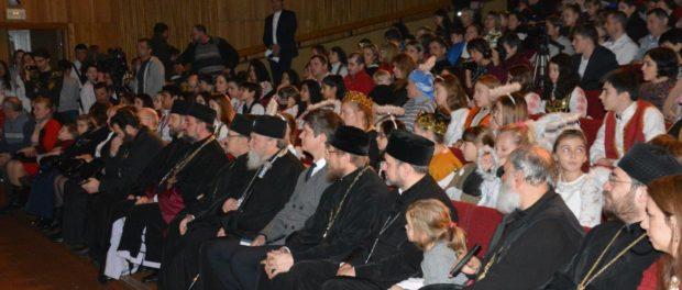 Рождественская ёлка прошла в РЦНК в Праге.