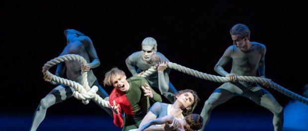 Прима-балерина Светлана Захарова представила в Чехии свою новую программу «Amore»