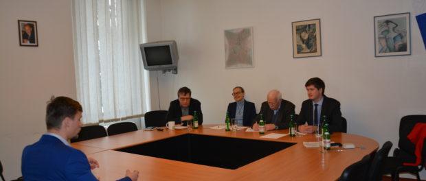 Výběr kandidátů ke studiu v MGIMO se uskutečnil v RSVK v Praze