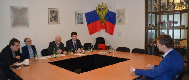 Отбор кандидатов для учебы в МГИМО прошел в РЦНК в Праге