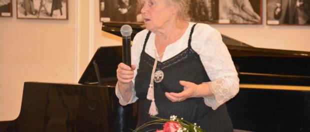 Творческий вечер российской писательницы Елены Филипович в РЦНК в Праге