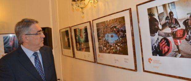 В Праге представили работы лауреатов конкурса имени Андрея Стенина