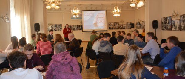 Международная образовательная акция «Открытая лабораторная» прошла в Чехии