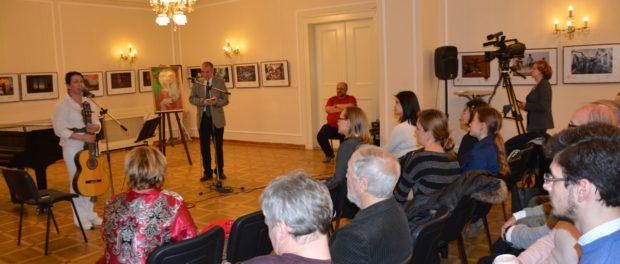 Концерт-встреча с авторами альманаха «Светотени» в РЦНК в Праге