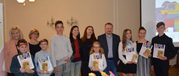 Национальный финал конкурса юных чтецов «Живая классика» в Праге