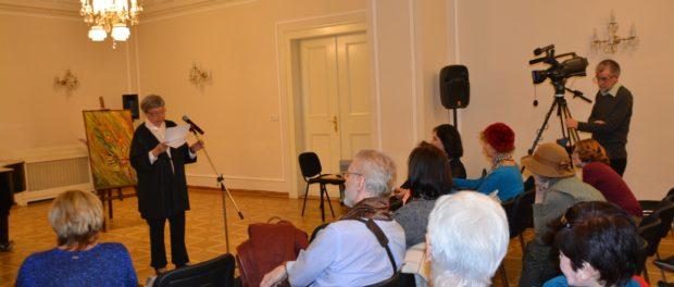 Творческий вечер «Светотени» в РЦНК в Праге