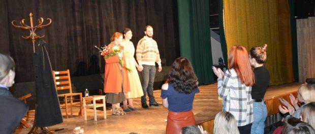 Премьера спектакля «Валентинов день» на сцене РЦНК в Праге