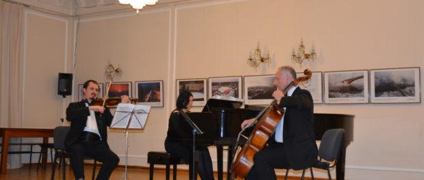 Koncert v rámci X. mezinárodního hudebního festivalu Eduarda Nápravníka v Praze