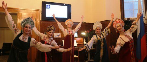 Фестиваль российской культуры «Русская весна в Моравии» открылся в Брно