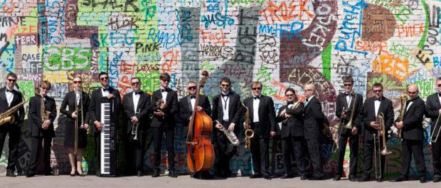 Игорь Бутман и Московский джазовый оркестр выступят в Праге