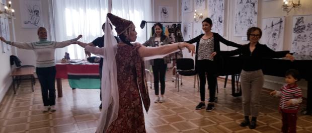 Jarní festival tjurkských národů se uskutečnil v RSVK v Praze