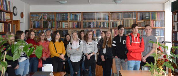 День открытых дверей для чешских студентов из города Угерски Брод