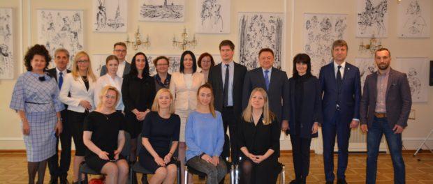 Презентация Нижегородской области «Сердце великой Волги» прошла в Праге