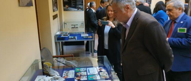 Выставка «Чешский след в космосе» открылась в Праге
