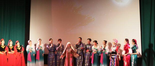 Международный молодёжный фольклорный концерт состоялся в РЦНК в Праге