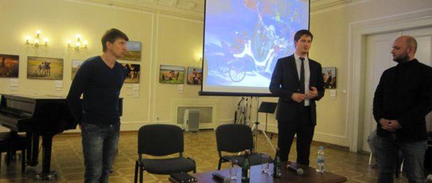 Пресс-конференция с Алексеем Ягудиным прошла в РЦНК в Праге