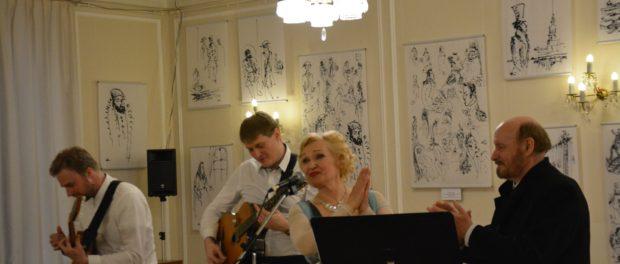 Концерт «Петербургский романс» состоялся в РЦНК в Праге